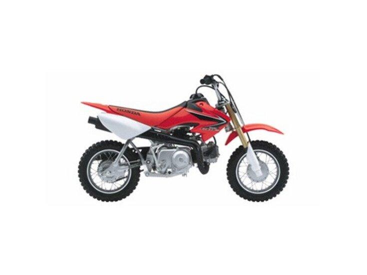 2008 Honda CRF50F 50F specifications