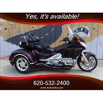 2008 Honda Gold Wing for sale 200722374