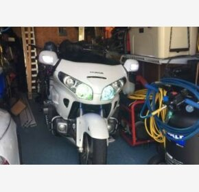 2008 Honda Gold Wing for sale 200623896