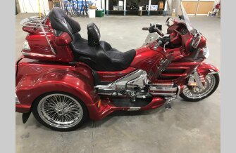 2008 Honda Gold Wing for sale 200724617