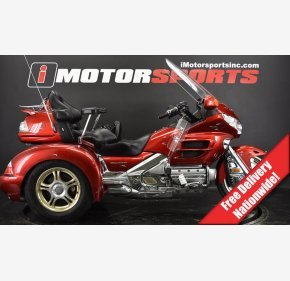 2008 Honda Gold Wing for sale 200739258