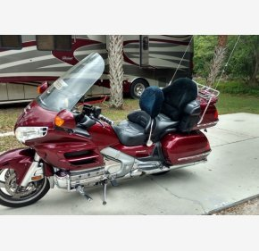 2008 Honda Gold Wing for sale 200741751