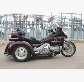 2008 Honda Gold Wing for sale 200913763