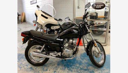 2008 Honda Nighthawk for sale 200731605