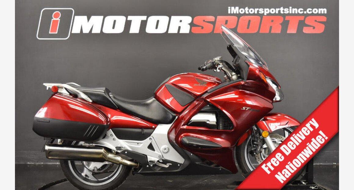 2008 Honda ST1300 for sale 200642416