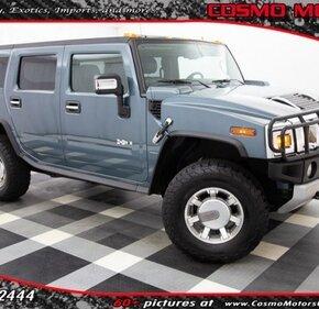 2008 Hummer H2 for sale 101057952