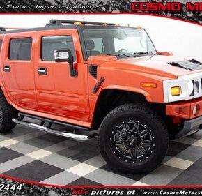 2008 Hummer H2 for sale 101091683