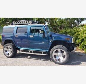 2008 Hummer H2 for sale 101130843