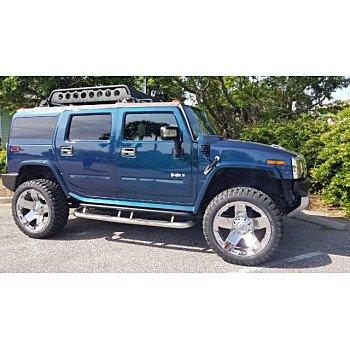 2008 Hummer H2 for sale 101586861