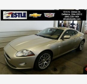 2008 Jaguar XK Coupe for sale 101217654