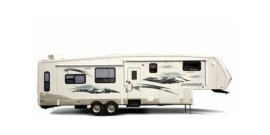 2008 Jayco Designer 31 RLTS specifications