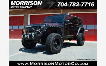 2008 Jeep Wrangler 4WD Unlimited Rubicon for sale 101009218