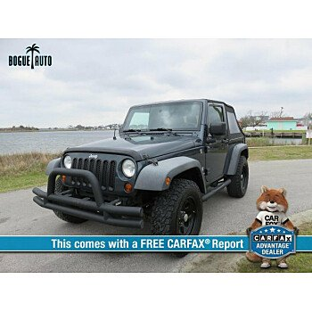 2008 Jeep Wrangler 4WD X for sale 101113895