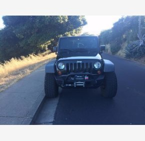2008 Jeep Wrangler 4WD Unlimited X for sale 100778628