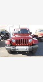 2008 Jeep Wrangler 4WD Sahara for sale 101025000