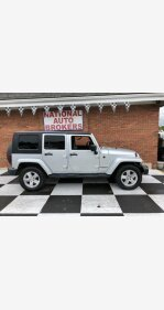 2008 Jeep Wrangler 4WD Unlimited Sahara for sale 101059308
