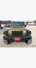 2008 Jeep Wrangler 4WD Unlimited Rubicon for sale 101104521
