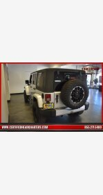 2008 Jeep Wrangler 4WD Unlimited Sahara for sale 101123883