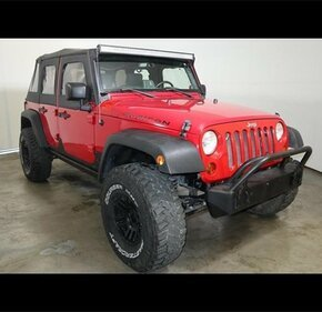 2008 Jeep Wrangler 4WD Unlimited Rubicon for sale 101167685