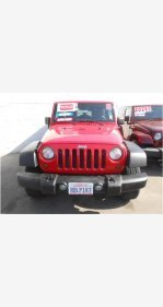 2008 Jeep Wrangler 4WD Unlimited X for sale 101191763
