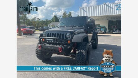 2008 Jeep Wrangler 4WD Unlimited X for sale 101211766