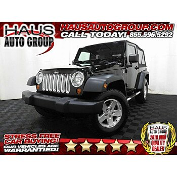 2008 Jeep Wrangler 4WD X for sale 101228111