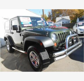 2008 Jeep Wrangler 4WD X for sale 101232274