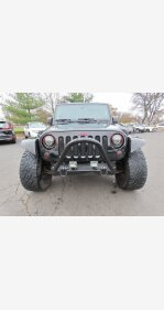 2008 Jeep Wrangler 4WD Unlimited Sahara for sale 101237097