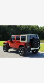 2008 Jeep Wrangler 4WD Unlimited Sahara for sale 101259026