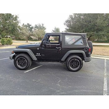2008 Jeep Wrangler 4WD X for sale 101262162