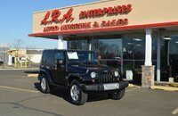 2008 Jeep Wrangler 4WD Sahara for sale 101271727
