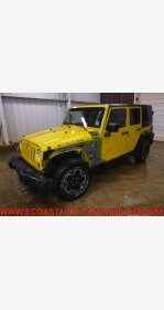 2008 Jeep Wrangler 4WD Unlimited Rubicon for sale 101277609