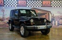 2008 Jeep Wrangler 4WD Sahara for sale 101285098