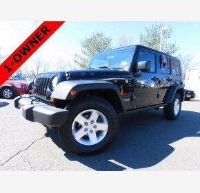 2008 Jeep Wrangler 4WD Unlimited Rubicon for sale 101295329