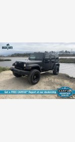2008 Jeep Wrangler 2WD Unlimited X for sale 101299196