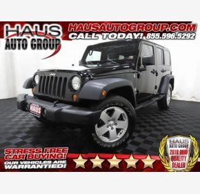 2008 Jeep Wrangler 4WD Unlimited X for sale 101302420