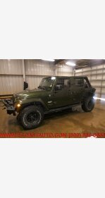 2008 Jeep Wrangler 4WD Unlimited Sahara for sale 101326407