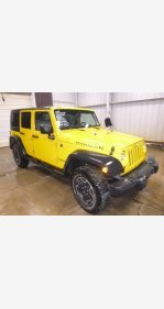 2008 Jeep Wrangler 4WD Unlimited Rubicon for sale 101326437