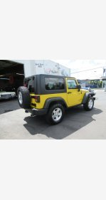 2008 Jeep Wrangler for sale 101329147