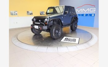 2008 Jeep Wrangler for sale 101333729