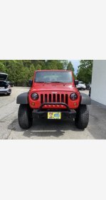 2008 Jeep Wrangler 4WD X for sale 101334164