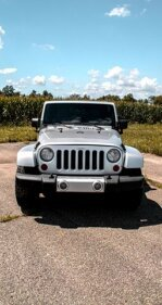 2008 Jeep Wrangler for sale 101344204