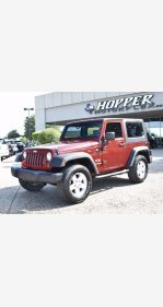 2008 Jeep Wrangler for sale 101349160