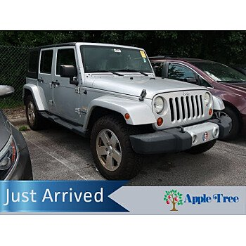 2008 Jeep Wrangler for sale 101351628