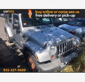 2008 Jeep Wrangler for sale 101384071