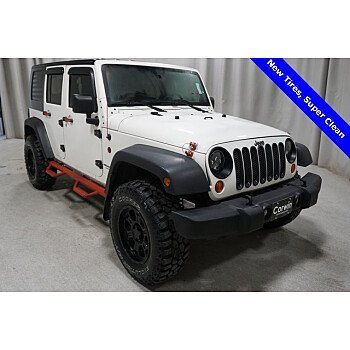 2008 Jeep Wrangler for sale 101386806