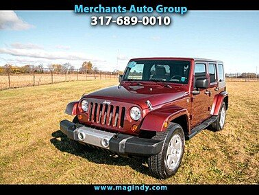 2008 Jeep Wrangler for sale 101394198