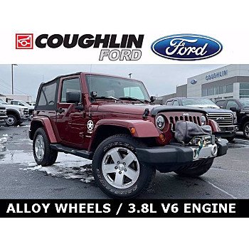 2008 Jeep Wrangler for sale 101404776