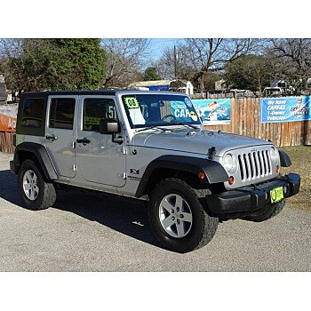 2008 Jeep Wrangler for sale 101405981