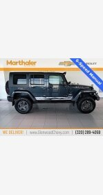 2008 Jeep Wrangler for sale 101412755